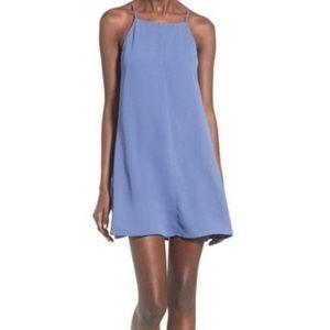 Blue Lush Cami Shift Dress